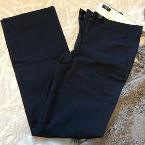J. Crew stretch City Pants